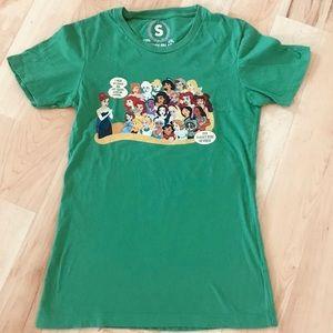 Disney Mean Girls Mashup Shirt